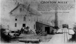 Crofton Mills Historical Picture of the Month