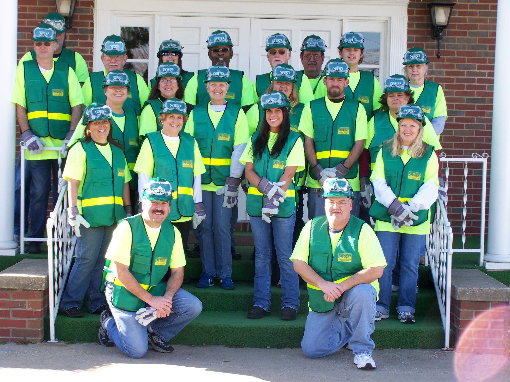 CERT Team Crofton Kentucky